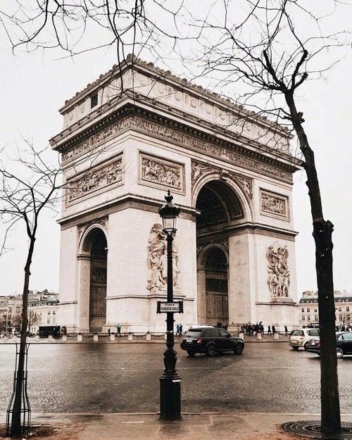 Arc de Triomphe de la place Charles de Gaulle, Paris