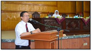 Dekan Lepas 574 Mahasiswa Praktek Pengalaman Lapangan (PPL)