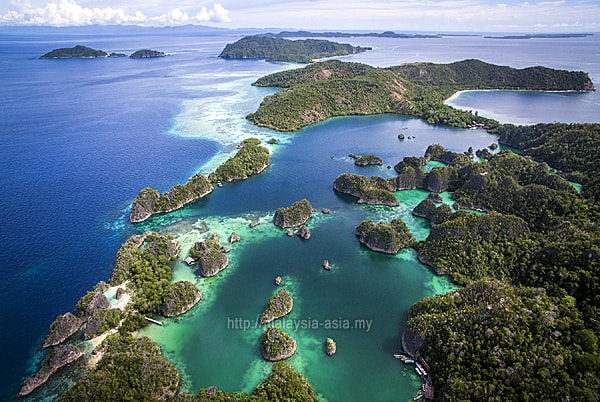 Raja Ampat Places