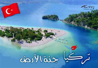 استخراج فيزا تأشيرة الدخول إلى جمهورية تركيا
