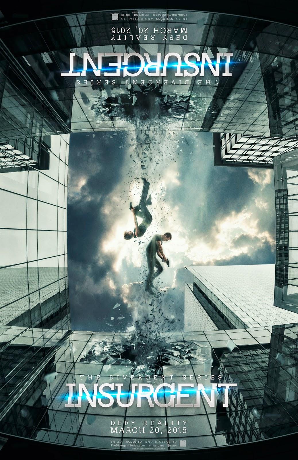 The Divergent Series: Insurgent - Η Τριλογία της Απόκλισης: Ανταρσία  (2015) ταινιες online seires xrysoi greek subs