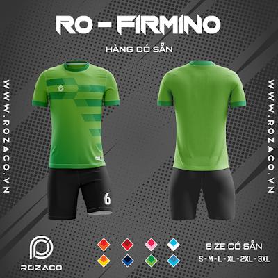 Áo Không Logo Rozaco RO-FIMINO Màu Xanh Chuối