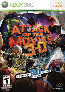 Attack of the Movies 3D (X-XBOX360) 2010