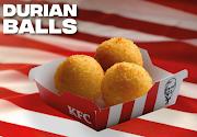 KFC Perkenalkan Durian Balls Dengan Isian D24 Untuk Pencinta Durian