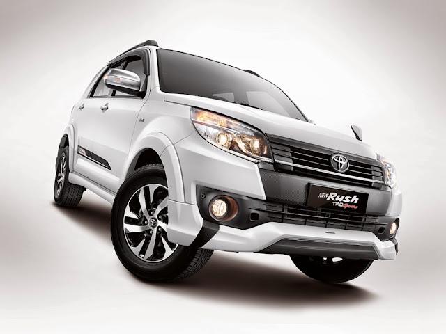 Toyota Rush 2016