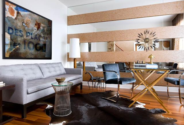 Livingroom wall design