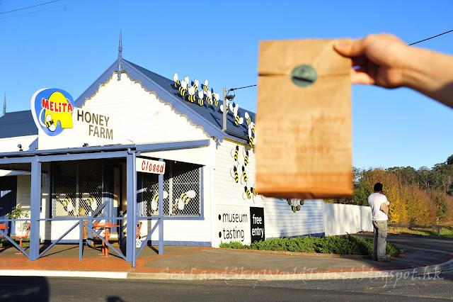 tasmania melita honey farm