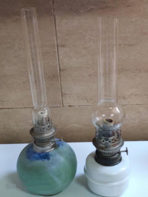 lámpara queroseno