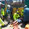 Kecelakaan Lalu Lintas, Pengendara Sepeda Motor Luka-luka