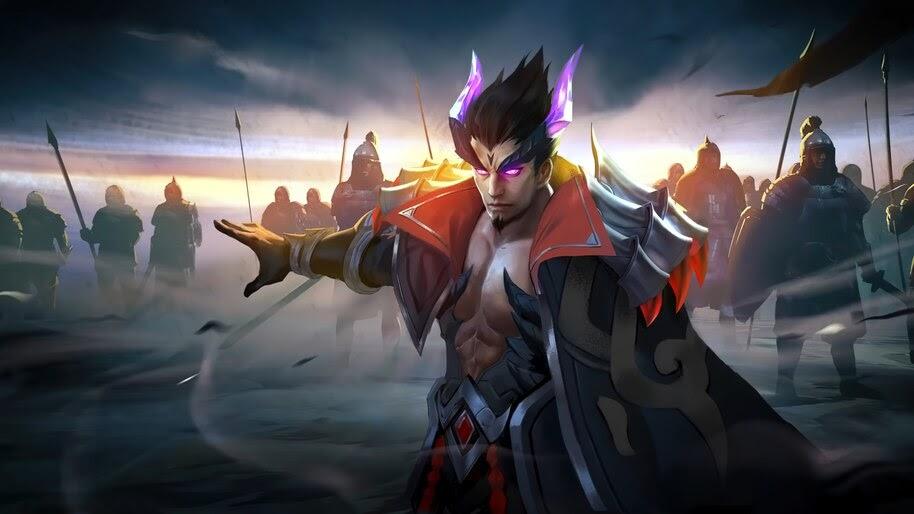 Yu Zhong, Mobile Legends, 4K, #5.2105