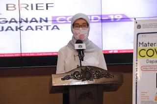 Per 10 Juni 2020, Ditemukan 147 Kasus Baru Covid-19 di Jakarta