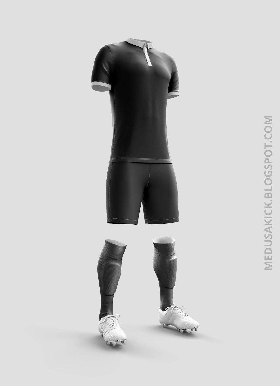 Download Mockup Jersey Adidas Kerah (Sisi Samping) - Medusakick ...