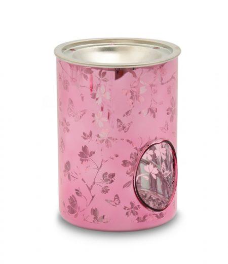 revue pink blossom cerisier en fleur heart and home