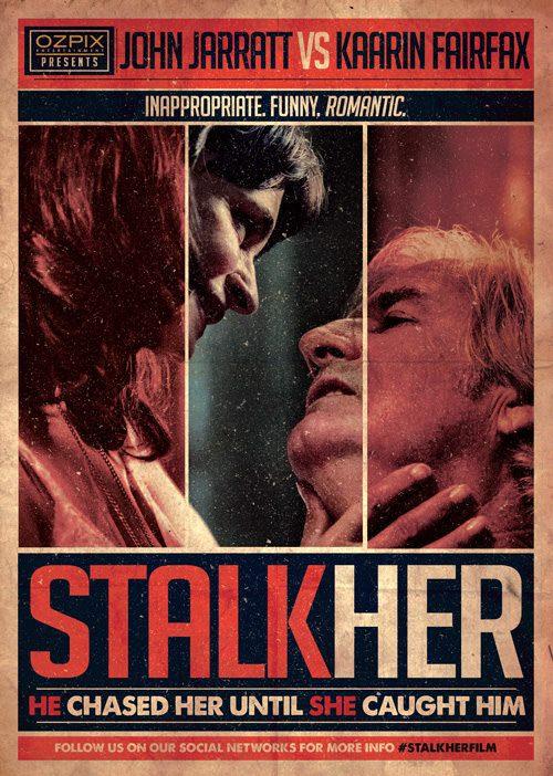 Poster for Stalkher