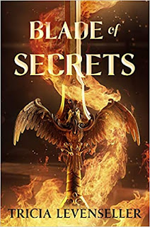 Blade of Secrets by Tricia Levenseller