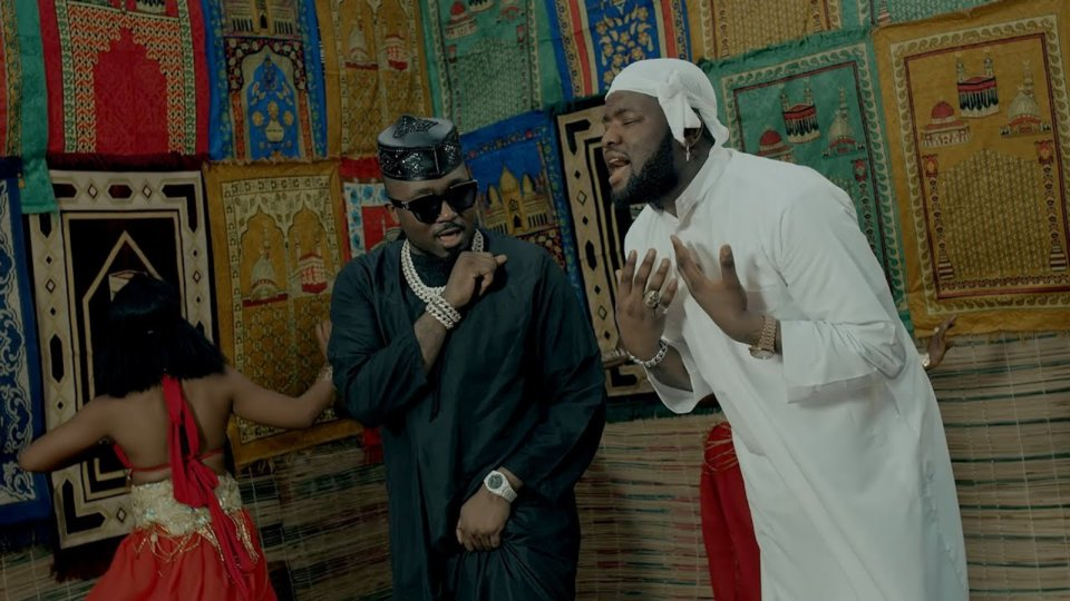 Ice Prince X Skales - Tatabara (official video) #Arewapublisize