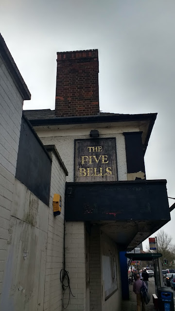 Five Bells Pub Cambridge