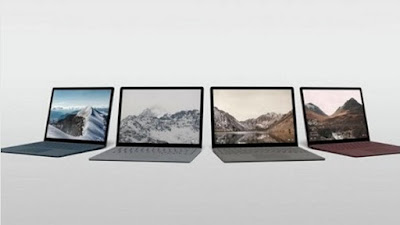 "Beware Apple as Microsoft unfolds Surface Laptop with ""Windows 10 S"""