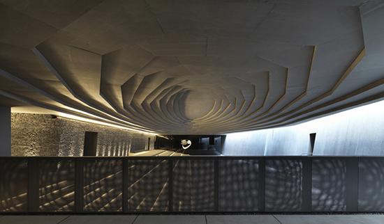 Desain interior masjid kontemporer