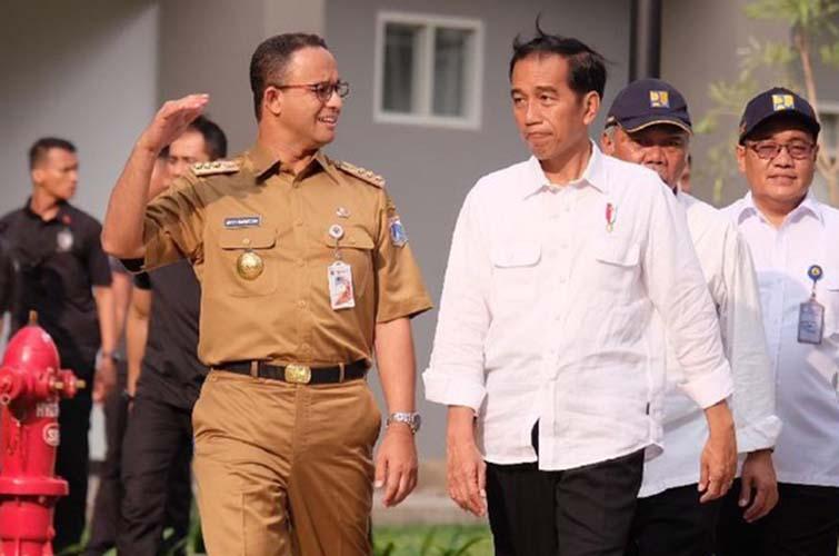 Jokowi - Anies