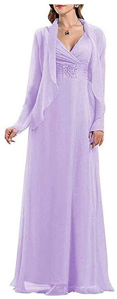 Cheap Purple Mother of The Groom Dresses