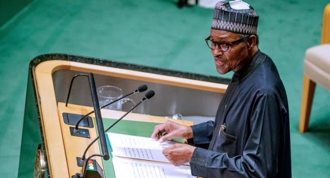 Nigeria to face severe climate challenges: President Buhari