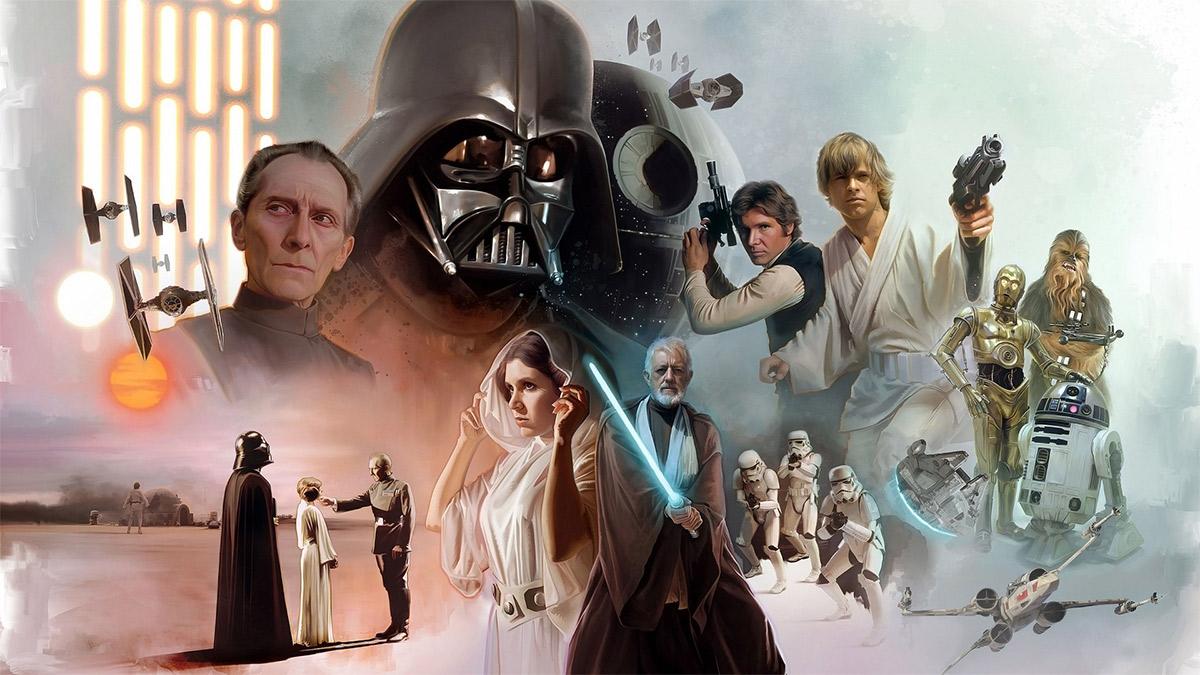 Youtuber cria versão moderna para o trailer de 'Star Wars: Uma Nova Esperança (1977)'