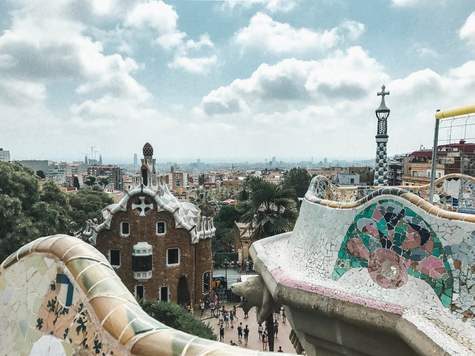 Parc Guell for First Timers