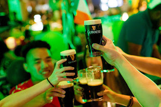 Guinness Launched 'Guinness Time' Promotions from September until November 2019