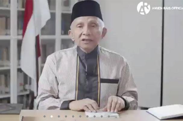 Amien Rais: Komunisme Semakin Kencang di Pemerintahan Jokowi