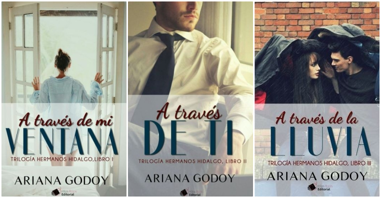 Once Upon a Book: Reseña | A Través de mi Ventana - Ariana Godoy