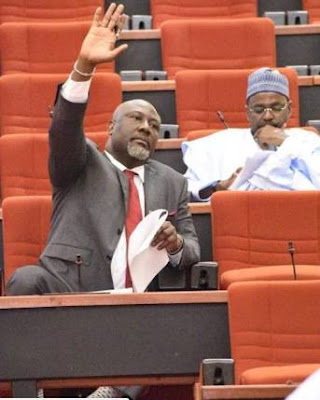 Dino Melaye: APC Has Borrowed More Than PDP Without Anything To Show