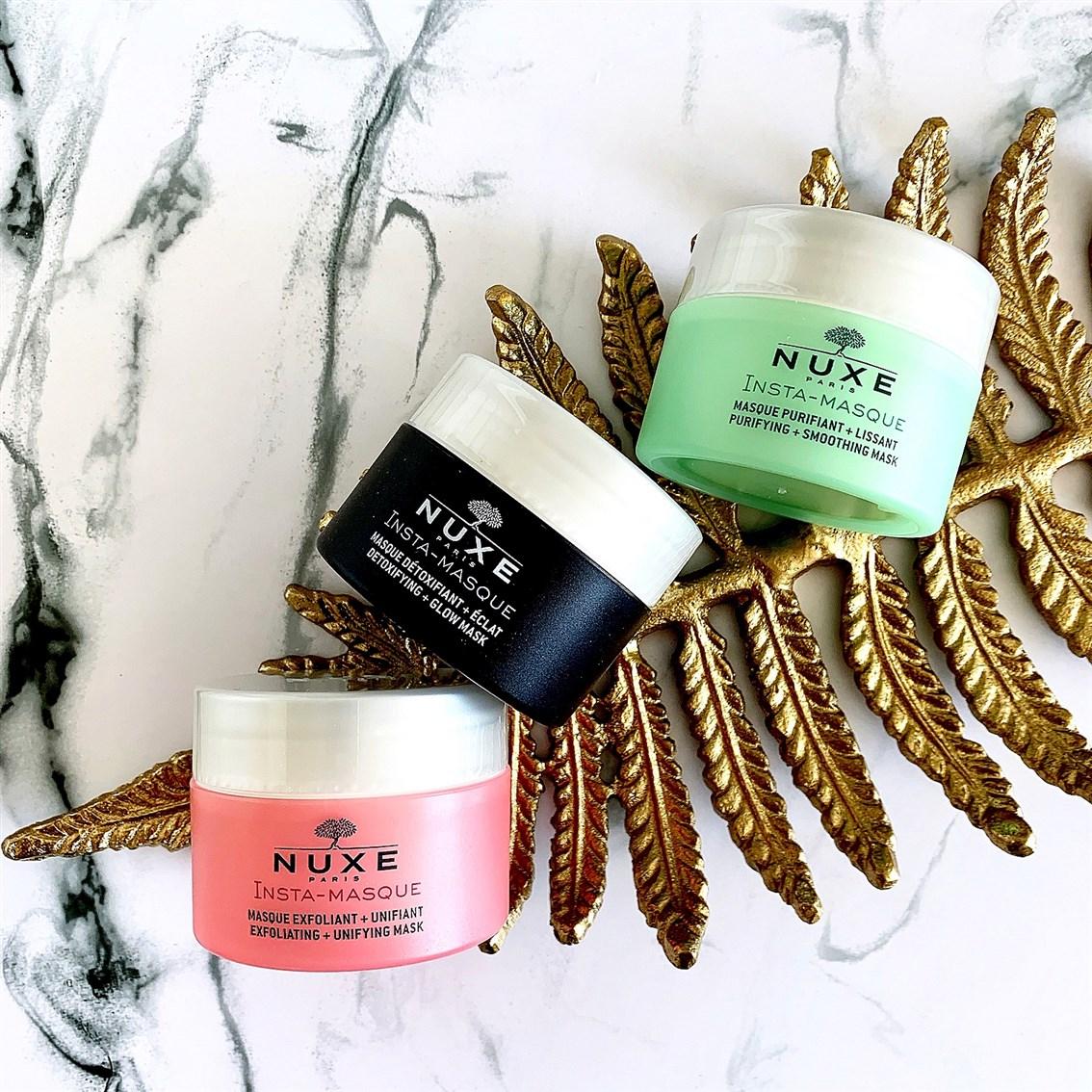 Nuxe Insta – Masque maseczki opinie
