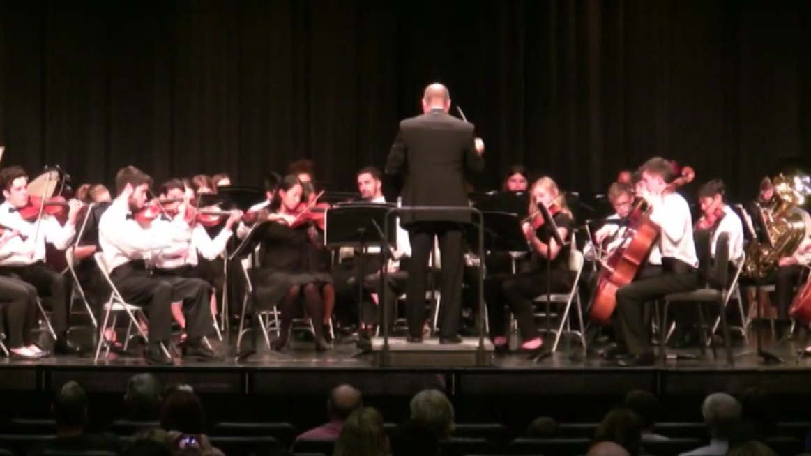 Enjoy 13 minutes of highlights from the Spring Concert of The Texarkana Youth Sympony Orchestra directed by Steve Bennett: Video