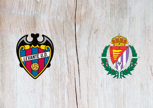 Levante vs Real Valladolid -Highlights 31 August 2019
