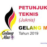 """Petunjuk Teknis (Juknis) Lomba Pramuka """"GELANG MAS 2019"""" MTs AL-Ittihad Poncokusumo"""