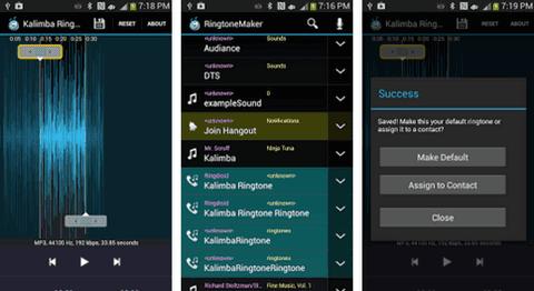 aplikasi android untuk memotong lagu