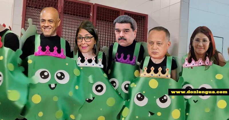 Ya hay 3000 casos de Covid en Venezuela y el Régimen de maduro se lava las manos