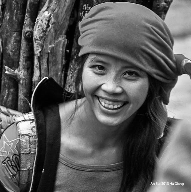 Ha Giang smile