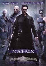 Carátula del DVD Matrix