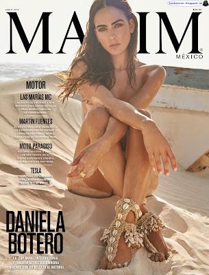 Daniela Botero - Maxim Mexico 2017 Junio (37 Fotos HQ)