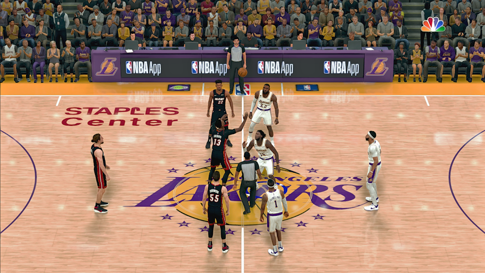 NBA 2K21 Talismanic Realistic Reshade [FOR 2K21]