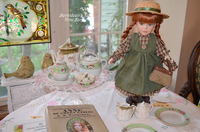 Bernideen S Tea Time Cottage And Garden Anne Of Green