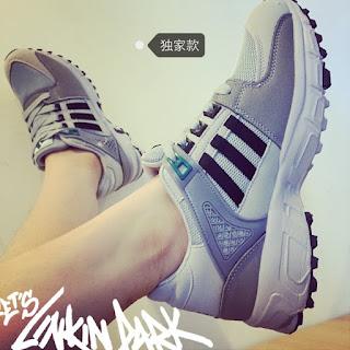 Model Sepatu Pria Terbaru Adidas Korea Juni 2016 MS0004