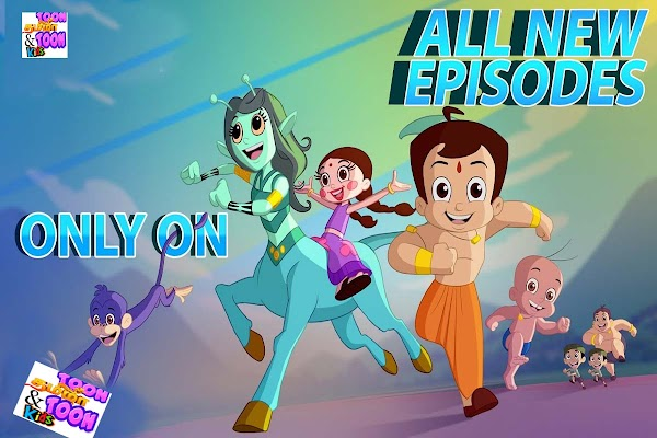 Chhota Bheem All New Episodes In Tamil