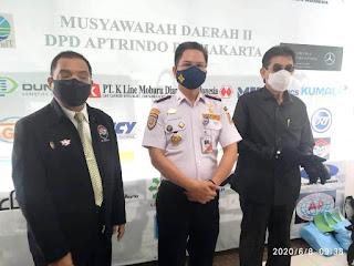 Musda II DPD APTRINDO DKI Jakarta Untuk Menyelamatkan Perpecahan Organisasi