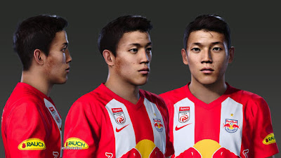 PES 2020 Faces Hwang Hee-chan by Prince Hamiz