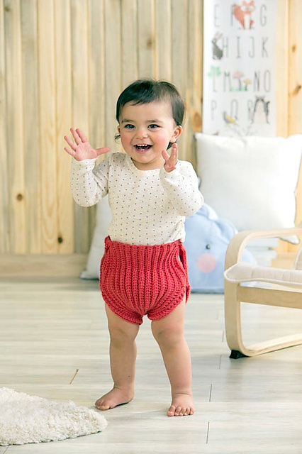 Baby diaper cover Crochet pattern