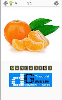 Soluzioni Frutti, verdure e noce livello 37