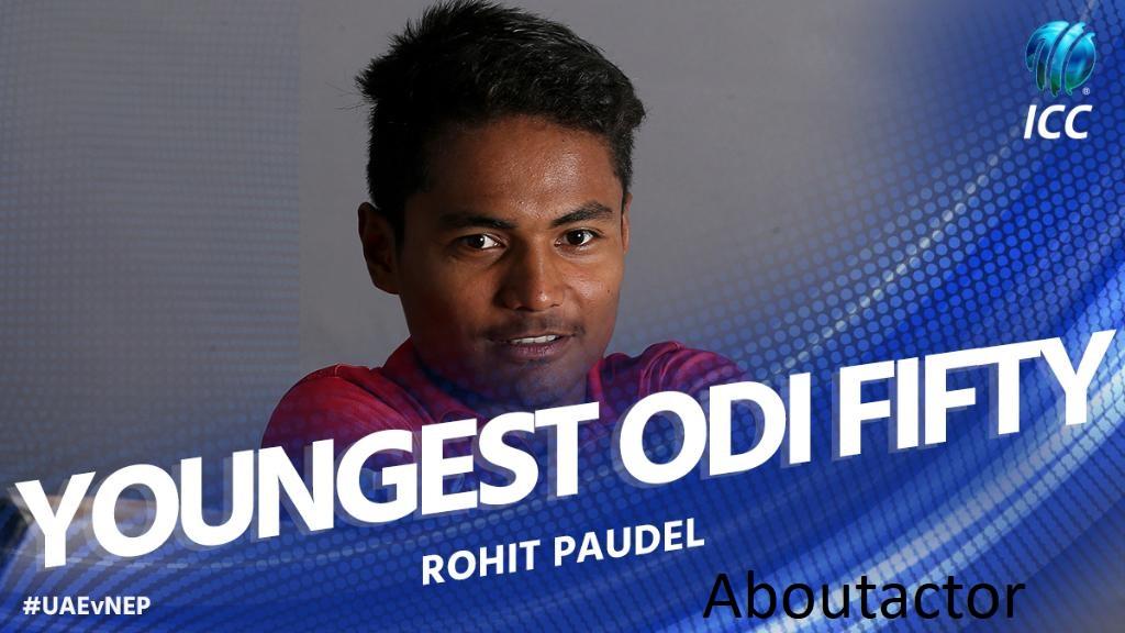 Rohit Paudel Records
